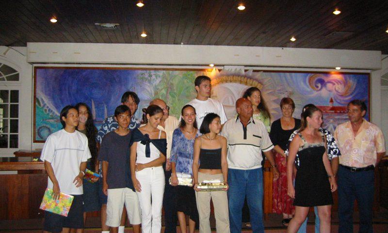 Concours de Biologie 2002