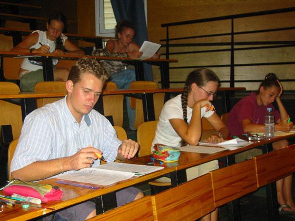 Concours de Biologie 2003