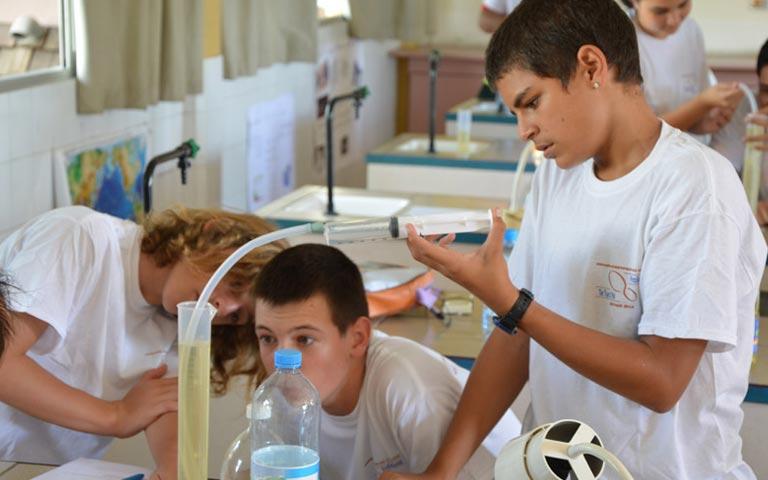 Concours scientifique des collèges 2014