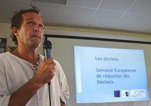 Charles Egretaud Conférence dechets