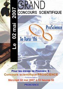 Concours de Biologie 2007